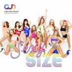 CYBERJAPAN DANCERS / SEXY SIZE 国内盤 〔CD〕