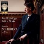 Schubert シューベルト / 歌曲集第2集 ボストリッジ、ドレイク(2014ライヴ) 輸入盤 〔CD〕