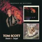 Tom Scott トムスコット / Desire  /  Target 輸入盤 〔CD〕