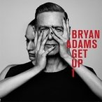 Bryan Adams ブライアンアダムス / Get Up (アナログレコード)  〔LP〕