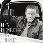 Don Henley ドンヘンリー / Cass County  〔LP〕
