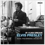 Elvis Presley エルビスプレスリー / If I Can Dream:  Elvis Presley With The Royal Philharmonic Orchestra   〔LP〕