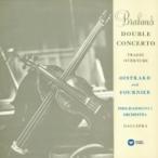 Brahms ブラームス / ブラームス:二重協奏曲、ブルッフ:ヴァイオリン協奏曲第1番 オイストラフ、フルニエ