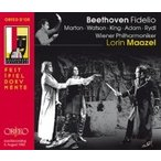 Beethoven ベートーヴェン / 『フィデリオ』全曲 マゼール&ウィーン・フィル、マルトン、アダム、キング、