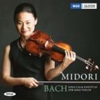 Bach, Johann Sebastian バッハ / 無伴奏ヴァイオリンのためのソナタとパルティータ全曲 五嶋みどり(2CD 日