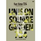 "UNISON SQUARE GARDEN ユニゾンスクエアガーデン / UNISON SQUARE GARDEN LIVE SPECIAL ""fun time 724""at Nippon Budokan 2015.7.24  〔DVD"