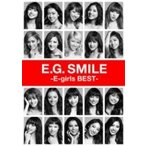 E-girls / E.G. SMILE -E-girls BEST- (2CD+3DVD+���ޥץ��ӡ��ܥ��ޥץ�ߥ塼���å�)  ��CD��