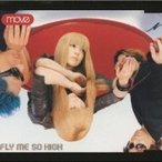 m.o.v.e ムーブ / FLY ME SO HIGH  〔CD Maxi〕