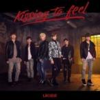 U-kiss �桼���� / Kissing to feel   ��CD Maxi��