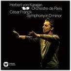 Franck フランク / 交響曲 カラヤン&パリ管弦楽団 国内盤 〔CD〕