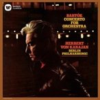 Bartok バルトーク / 管弦楽のための協奏曲 カラヤン&ベルリン・フィル(1974) 国内盤 〔CD〕
