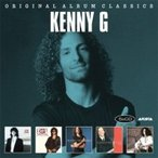 Kenny G ケニージー / Original Album Classics (5CD) 輸入盤 〔CD〕