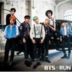 BTS (防弾少年団) / RUN-Japanese Ver.-【通常盤】  〔CD Maxi〕