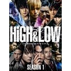 HiGH  &  LOW SEASON 1 完全版BOX Blu-ray  〔BLU-RAY DISC〕