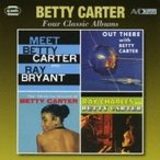 Betty Carter ベティカーター / 4 Classic Albums 輸入盤 〔CD〕