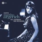 Chopin ショパン / 幻のショパン・レコーディング 1965:マルタ・アルゲリッチ(ピアノ) (アナログレコード)