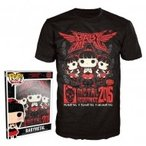 BABYMETAL Rock Poster Pop T-Shirt ��L��������  ��OTHER��