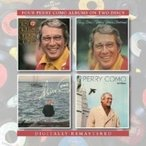 Perry Como �ڥ���� / Best Of British  /  Where You're Concerned  /  Perry Como  /  So It Goes ͢���� ��CD��