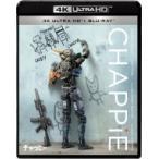 映画 (Movie) / チャッピー 4K Ultra HD  &  ブルーレイセット  〔BLU-RAY DISC〕