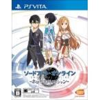 Game Soft (PlayStation Vita) / 【PS Vita】ソードアート・オンライン  -ホロウ・リアリゼーション-  通常版  〔GAME〕