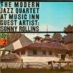 Modern Jazz Quartet モダンジャズカルテット / At Music Inn Guest Artist:  Sonny Rollins  国内盤 〔SHM-CD〕