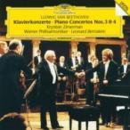 Beethoven ベートーヴェン / ピアノ協奏曲第3番、第4番 クリスティアン・ツィマーマン、バーンスタイン & ウィ