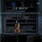 Bach, Johann Sebastian バッハ / Brandenburg Concerto,  1-6,  :  Klemperer  /  Po  〔LP〕