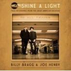 Billy Bragg / Joe Henry / Shine A Light:  Field Recordings From The Great American Railroad  ��LP��