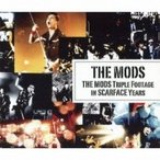 THE MODS モッズ / THE MODS TRIPLE FOOTAGE IN SCARFACE YEARS  〔DVD〕