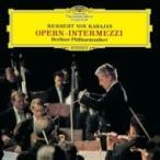 オムニバス(管弦楽) / オペラ間奏曲集 ヘルベルト・フォン・カラヤン & ベルリン・フィル 国内盤 〔SHM-C