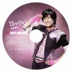 BOYS AND MEN / YAMATO☆Dancing 【初回限定ピクチャレーベル盤(本田剛文)】  〔CD Maxi〕