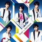 MAG!C☆PRINCE / Over The Rainbow (+DVD)【初回限定盤】  〔CD Maxi〕