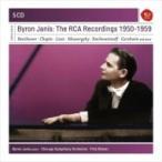 ピアノ作品集 / バイロン・ジャニス RCA録音集1950-59(5CD) 輸入盤 〔CD〕