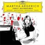 ピアノ作品集 / 初期放送録音 (1960,  1966) :マルタ・アルゲリッチ(ピアノ) (2枚組 / 180グラム重量盤レコード)