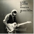 Graham Parker グラハムパーカー / Live! Alone In America :  (Live At The Theatre Of Living Arts,  Philadelphia  /  1988) 輸入盤 〔CD〕