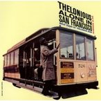 Thelonious Monk ����˥������ / Thelonious Alone In Sun Francisco + 1 ������ ��SHM-CD��