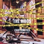 THE MODS モッズ / CAUTION FILE -THE MODS ROCKAHOLIC BEST2- (+DVD)  〔CD〕