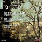 Shostakovich ショスタコービチ / ショスタコーヴィチ: 交響曲第10番、ベートーヴェン: 交響曲第4番 エフゲニー