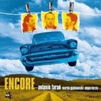 Antonio Farao アントニオファラオ / Encore  国内盤 〔CD〕