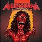 Airbourne エアボーン / Breakin' Outta Hell 輸入盤 〔CD〕