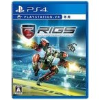 Game Soft (PlayStation 4) / RIGS Machine Combat League(リグス マシン・コンバット・リーグ)  〔GAME〕