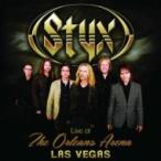 STYX スティックス / Live At The Orleans Arena Las Vegas 国内盤 〔SHM-CD〕