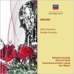 Brahms ブラームス / ヴァイオリン協奏曲、二重協奏曲 サルヴァトーレ・アッカルド、ハインリヒ・シフ、クル