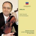 Sibelius シベリウス / ヴァイオリン協奏曲、ユモレスク サルヴァトーレ・アッカルド、コリン・デイヴィス &