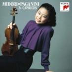 Paganini パガニーニ / 24のカプリース 五嶋みどり  〔BLU-SPEC CD 2〕