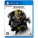 Game Soft (PlayStation 4) / METAL GEAR SOLID V:  GROUND ZEROES + THE PHANTOM PAIN  〔GAME〕