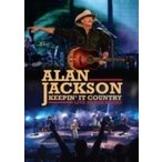 Alan Jackson アランジャクソン / Keepin' It Country:  Live At Red Rocks  〔DVD〕