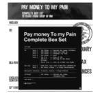 Pay Money To My Pain (P.T.P) ペイマネートゥーマイペイン / Pay money To my Pain -S-【生産限定盤】 (CD+Blu-ray+アナログ+Tシ