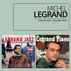 Michel Legrand ミシェルルグラン / Legrand Jazz  /  Legrand Piano  輸入盤 〔CD〕