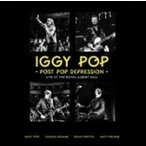 Iggy Pop イギーポップ / Post Pop Depression:  Live At The Royal Albert Hall (+2CD)  〔DVD〕